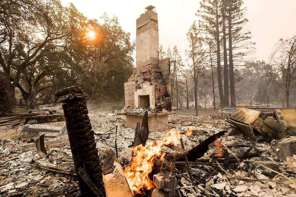 North Bay Businesses Use Instawork to Hire Displaced Employees After Wine Country's Wildfire Devastation